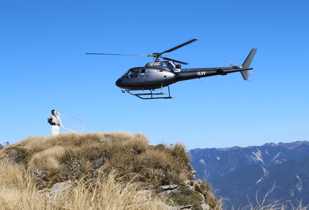nelson scenic flights