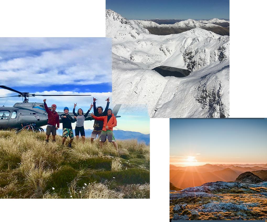 mountain heli charter service